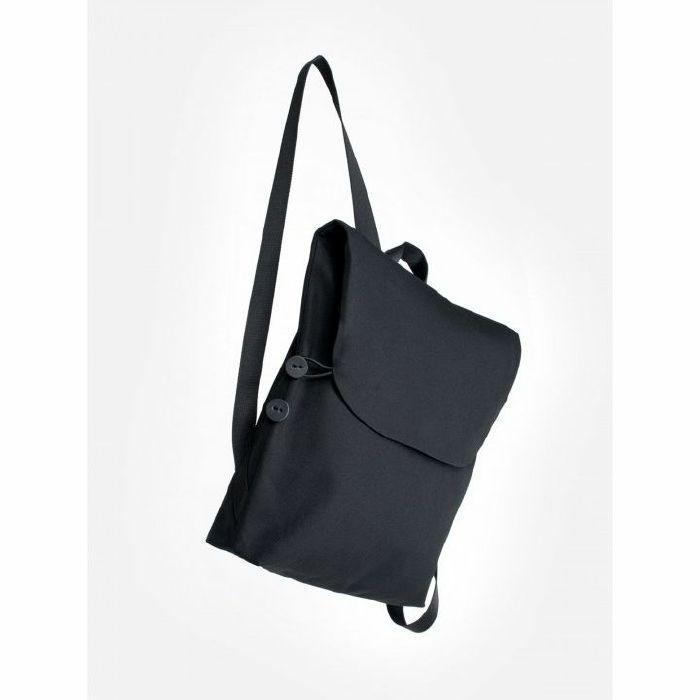 AIRBAG CRAFTWORKS - Airbag Craftworks Taunus Black Record Bag Backpack