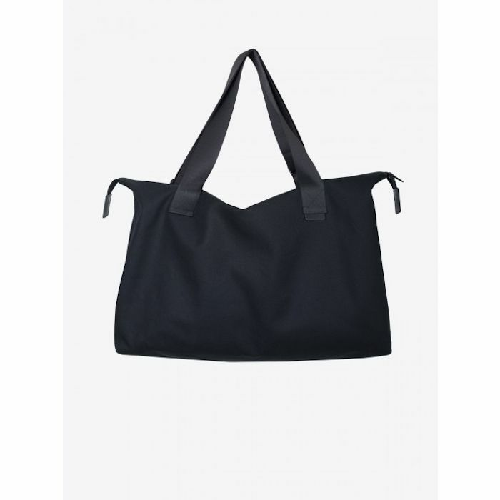 AIRBAG CRAFTWORKS - Airbag Craftworks Easy To Jet Black Bag With Inside Pouch For Vinyl Records