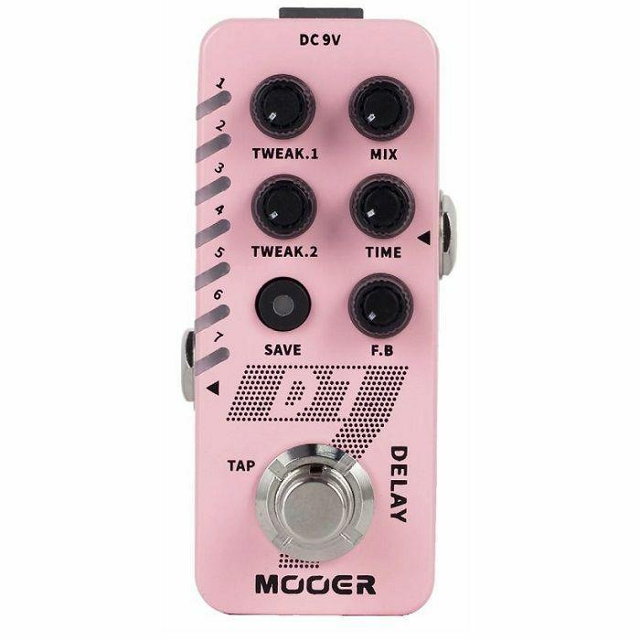 MOOER - Mooer D7 Delay Pedal