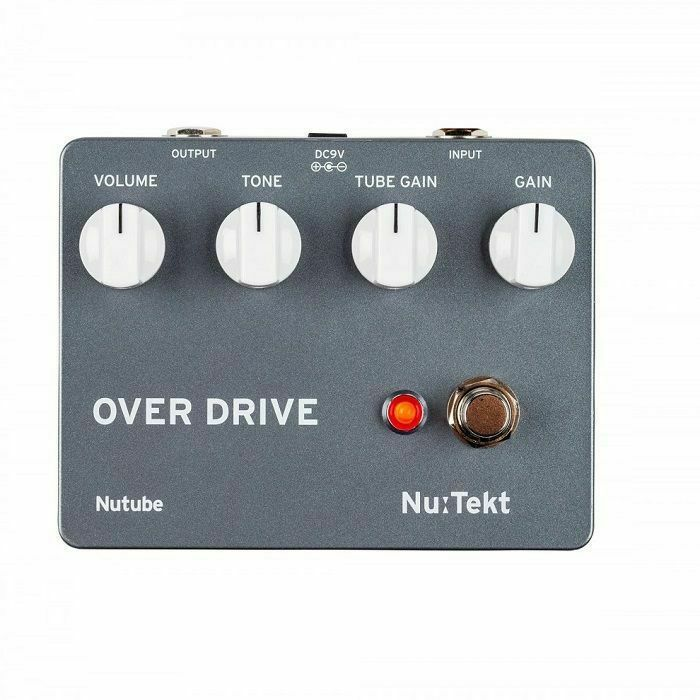 KORG - Korg Nu:Tekt ODS Nutube Overdrive Pedal DIY Kit (no soldering required)