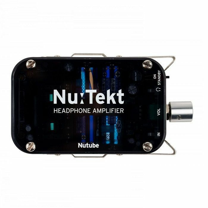 KORG - Korg NuTekt HAS Nutube Headphone Amplifier DIY Kit (no soldering required)