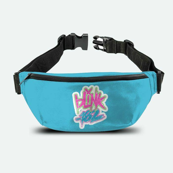 BLINK 182 - Logo Blue (Bum Bag)