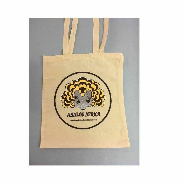 ANALOG AFRICA - Analog Africa Beige Tote Bag