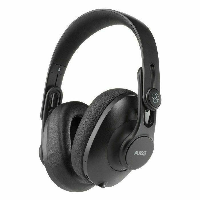 AKG - AKG K361-BT Over Ear Closed Back Studio Headphones With Bluetooth