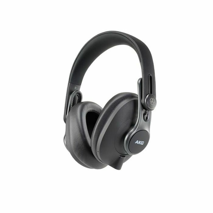 AKG - AKG K371 BT Over Ear Closed Back Studio Headphones With Bluetooth