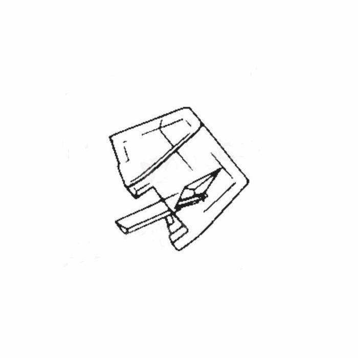TONAR - Tonar 373DS Replacement Diamond Turntable Stylus (Toshiba N-550)