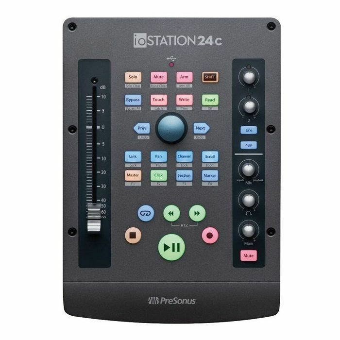 PRESONUS - Presonus ioStation 24c Audio Interface & Production Controller