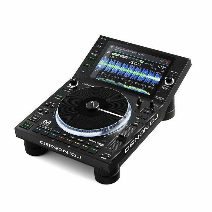DENON DJ - Denon DJ SC6000M Prime USB DJ Media Player With Motorised Platter
