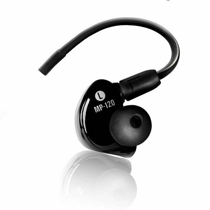 MACKIE - Mackie MP120 BTA Professional In Ear Monitor Headphones With Bluetooth