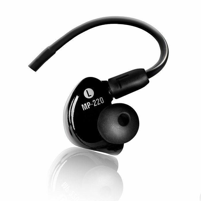 MACKIE - Mackie MP220 BTA Professional In Ear Monitor Headphones With Bluetooth
