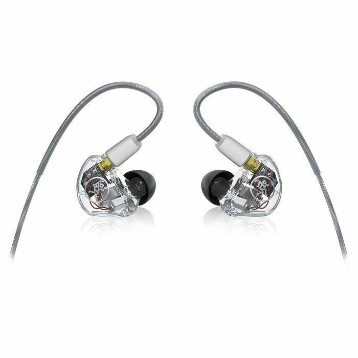 MACKIE - Mackie MP-360 Professional In Ear Monitor Headphones