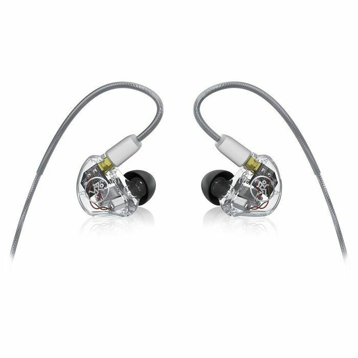 MACKIE - Mackie MP-460 Professional In Ear Monitor Headphones