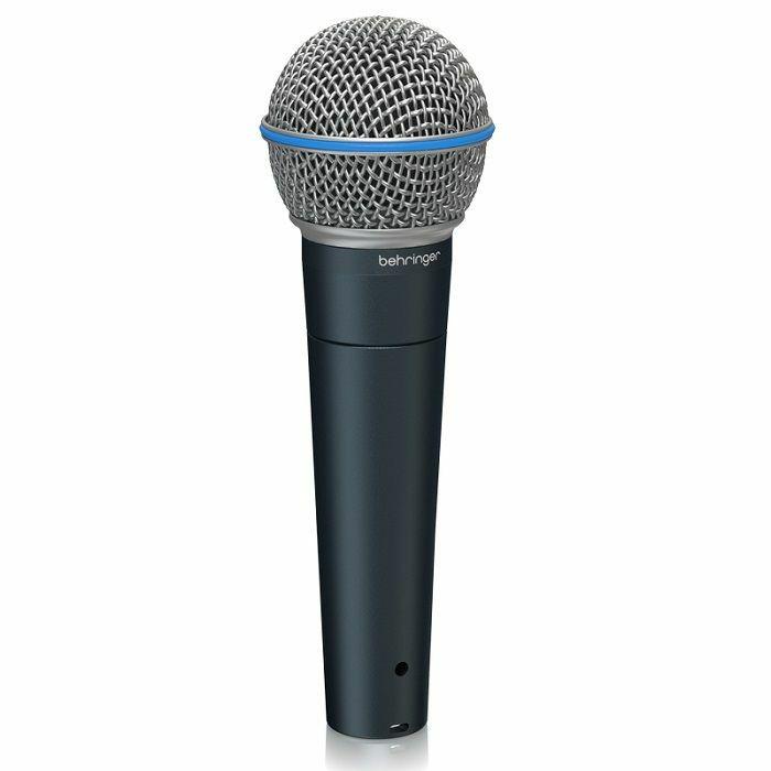 BEHRINGER - Behringer BA 85A Dynamic Super Cardioid Microphone
