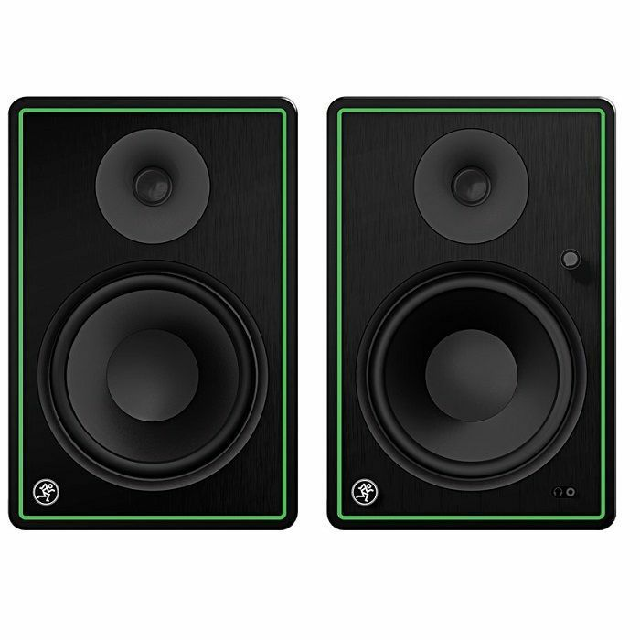 MACKIE - Mackie CR8X BT Creative Reference Multimedia Monitors With Bluetooth (pair)