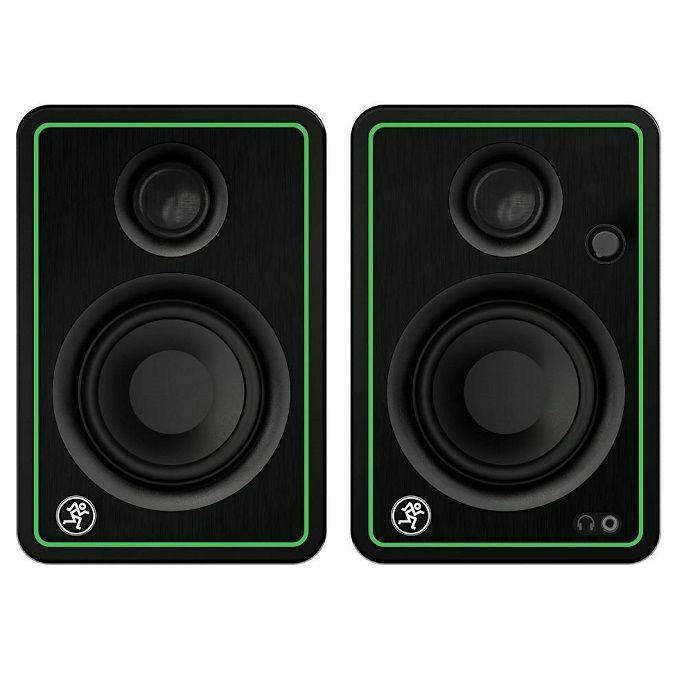 MACKIE - Mackie CR3-XBT Creative Reference Multimedia Monitors With Bluetooth (pair)