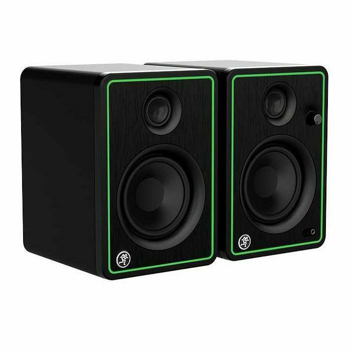 MACKIE - Mackie CR4X BT Creative Reference Multimedia Monitors With Bluetooth (pair)
