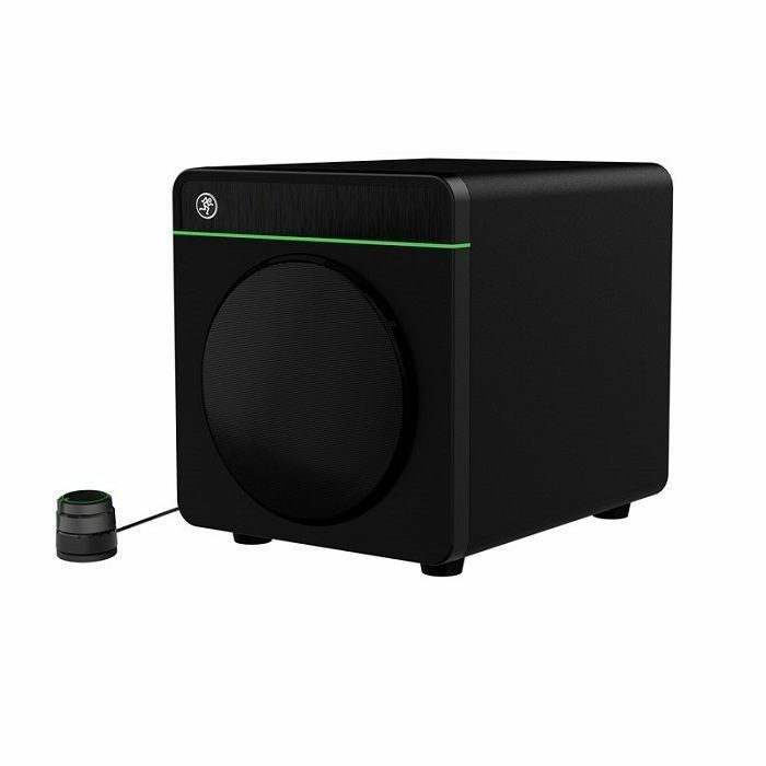 MACKIE - Mackie CR8SX BT Creative Reference Multimedia Subwoofer With Bluetooth (single)