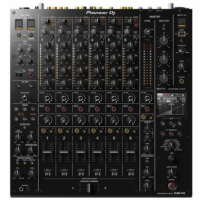 PIONEER - Pioneer DJM-V10 Club DJ Mixer