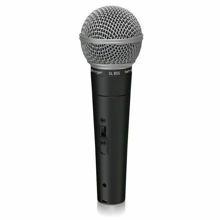 BEHRINGER - Behringer SL 85S Dynamic Cardioid Microphone With On/Off Switch