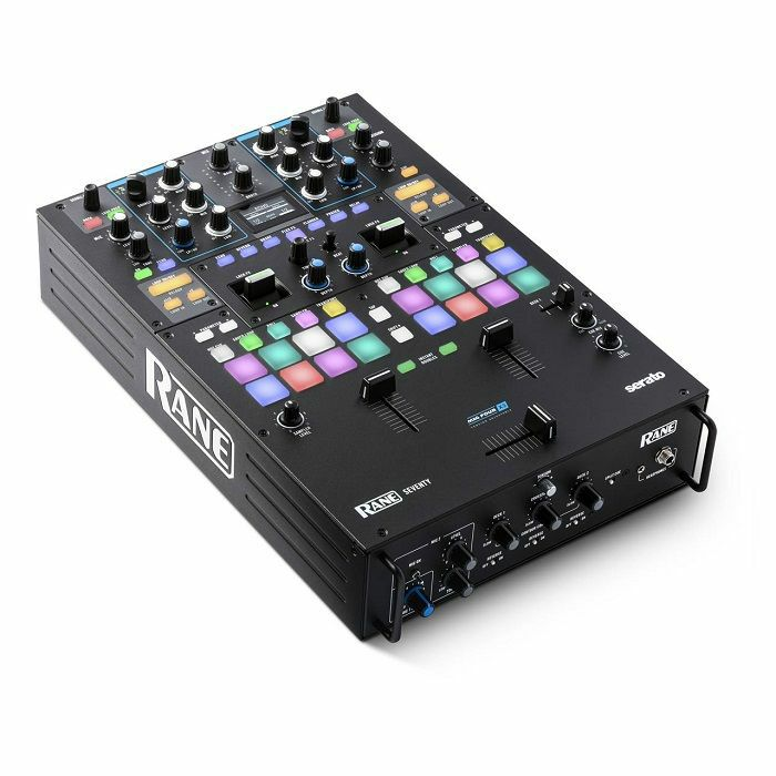 RANE - Rane Seventy 2 Channel Battle DJ Mixer
