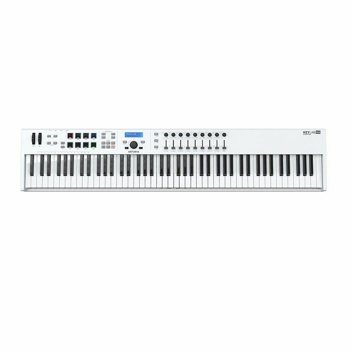 ARTURIA - Arturia Keylab Essential 88 MIDI Controller Keyboard