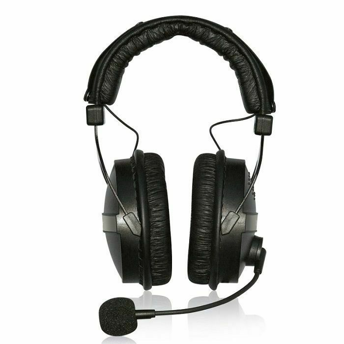 BEHRINGER - Behringer HLC 660M Multipurpose DJ Headphones With Built-in Microphone
