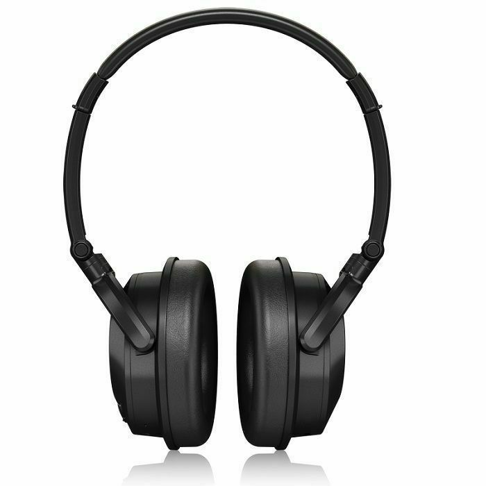 BEHRINGER - Behringer HC2000BNC Wireless Active Noise-Canceling Headphones With Bluetooth Connectivity