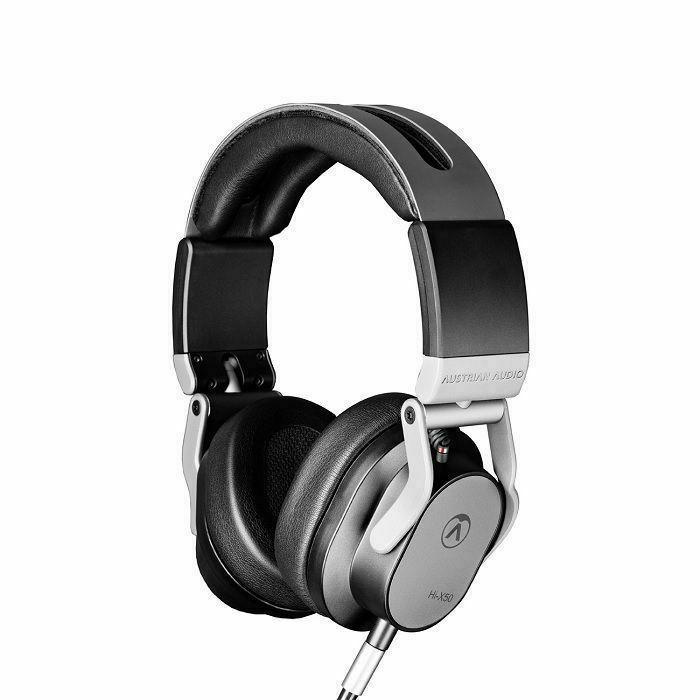 AUSTRIAN AUDIO - Austrian Audio Hi-X50 Professional Closed-Back On-Ear Headphones