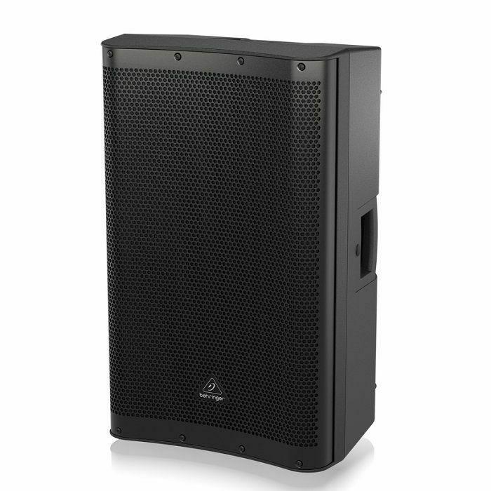 BEHRINGER - Behringer DR115 DSP Active PA Speaker With 2-Channel Mixer