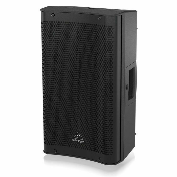 BEHRINGER - Behringer DR110 DSP Active PA Speaker With 2-Channel Mixer