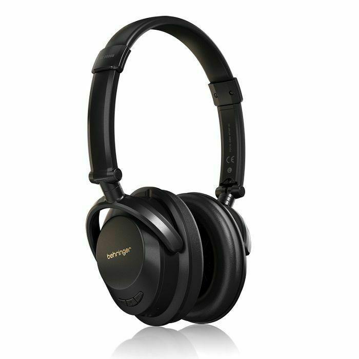 BEHRINGER - Behringer HC2000B Wireless Studio Headphones With Bluetooth Connectivity
