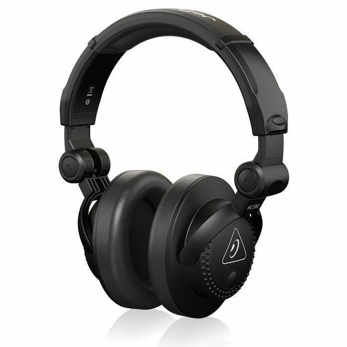 BEHRINGER - Behringer HC200 Professional DJ Headphones