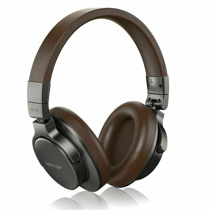 BEHRINGER - Behringer BH470 Studio Monitoring Headphones