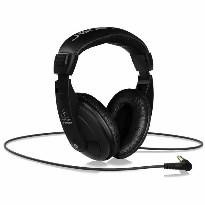 BEHRINGER - Behringer HPM1000 BK Headphones (black)