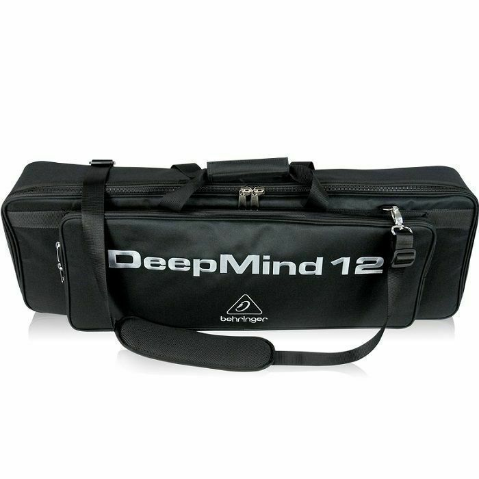 BEHRINGER - Behringer Deepmind 12DTB Water Resistant Transport Bag  For Deepmind 12D Synthesiser