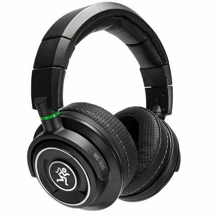 MACKIE - Mackie MC350 Studio Reference Headphones