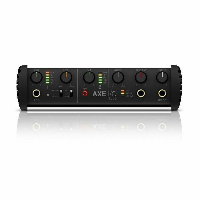 IK MULTIMEDIA - IK Multimedia AXE I/O Solo USB Audio Interface