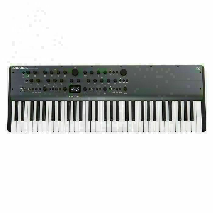 MODAL ELECTRONICS - Modal Electronics ARGON8X 8 Voice 61 Key Polyphonic Wavetable Keyboard Synthesiser