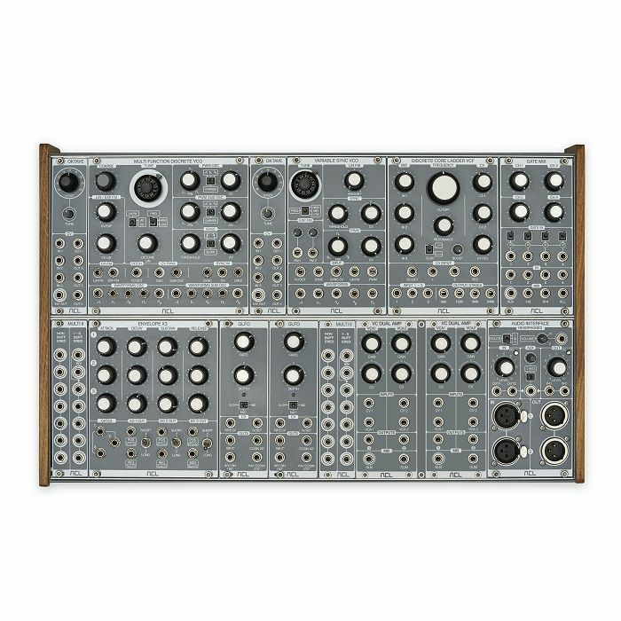 ACL - ACL System 2 Desktop Modular Synthesiser