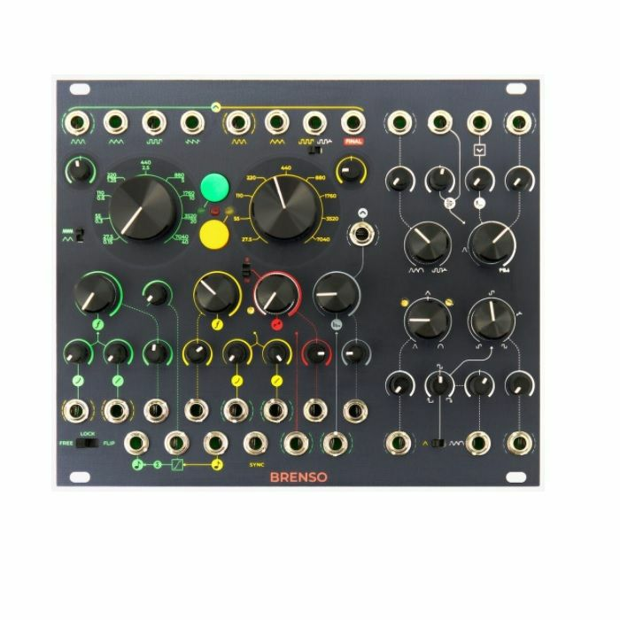 FRAP TOOLS - Frap Tools Brenso VCO Module