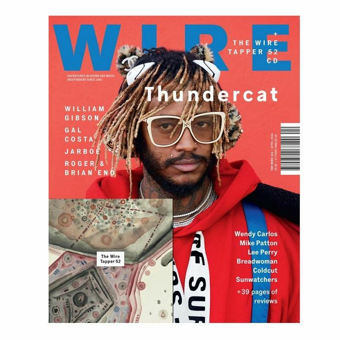 WIRE MAGAZINE - Wire Magazine: April 2020 Issue #434