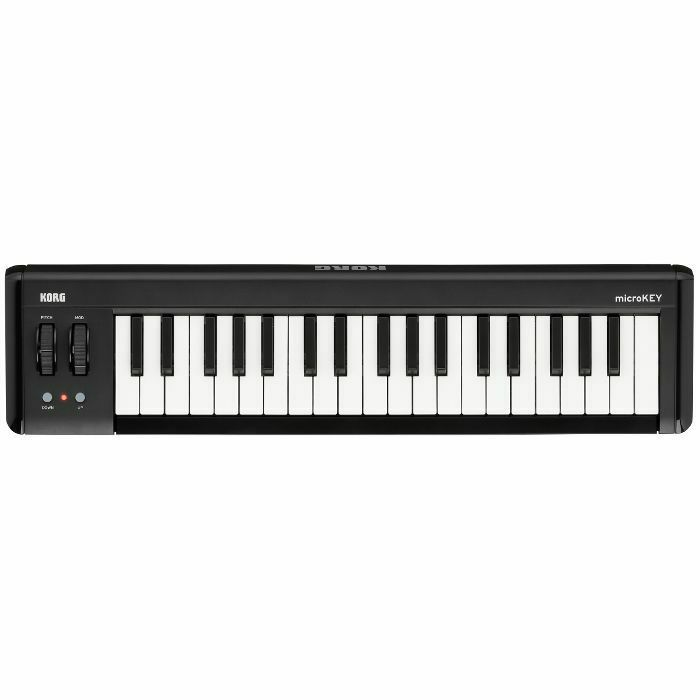 KORG - Korg MicroKEY2 37 Key Compact MIDI Keyboard (B-STOCK)