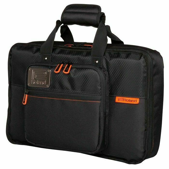 ROLAND - Roland CB BTRMX Black Series Instrument Bag For TR8S & TR8 Synthesiser & MX1 Mixer Bag