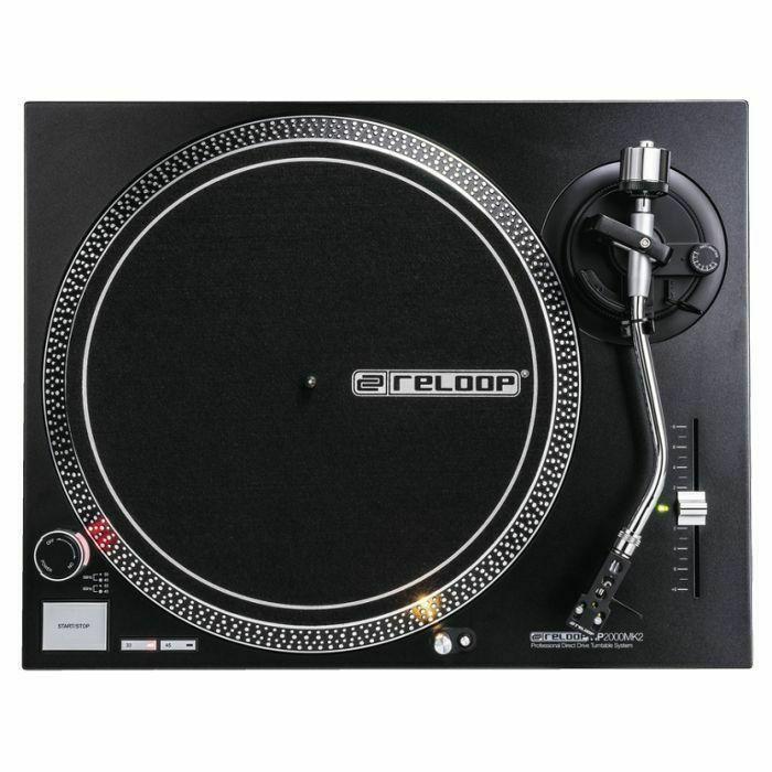 RELOOP - Reloop RP 2000 MK2 DJ Turntables (pair)