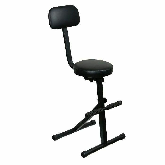 ODYSSEY - Odyssey Height Adjustable Chair For DJ (black)