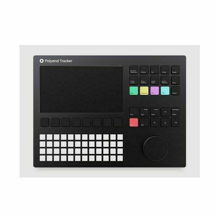 POLYEND - Polyend Tracker Drum Machine Sampler & Sequencer