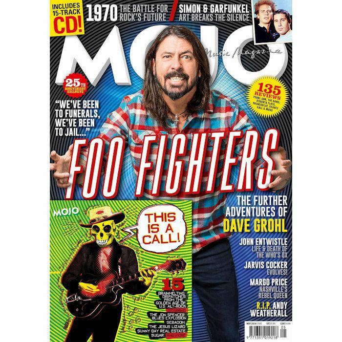 MOJO - Mojo Magazine May 2020 (includes unmixed CD)