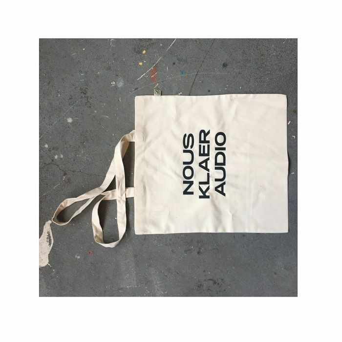 NOUS KLAER AUDIO - Nous Klaer Audio Tote Bag