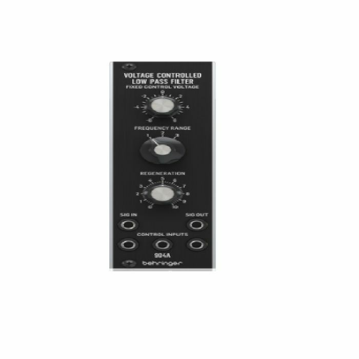 BEHRINGER - Behringer 904A VC Low Pass Filter Module