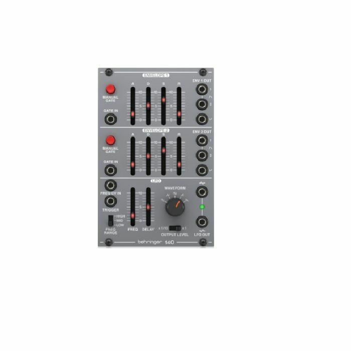 BEHRINGER - Behringer 140 Dual Envelope/LFO Module